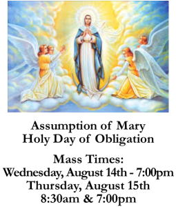 Assumption of Mary1